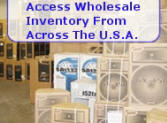 wholesale to trade, musical instruments